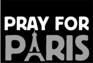 Pray4Paris