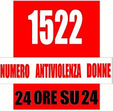 1522 Numero Nazionale Anti violenza Donne